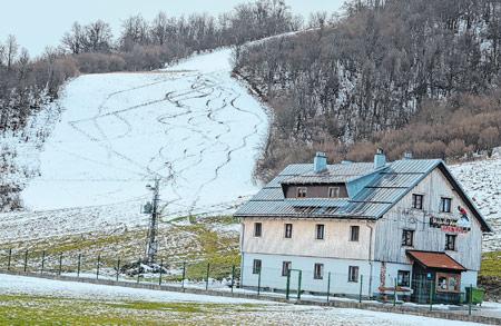 Bude li snijega, za skijaše će biti spremna samo Čelimbaša