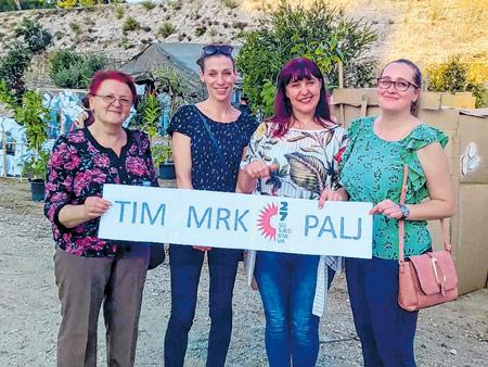 Iz Mrkoplja u svijet poslana poruka mira