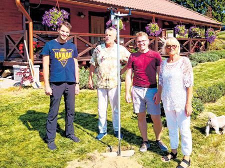 Sunger: Nova meteorološka postaja u gorskom kotaru