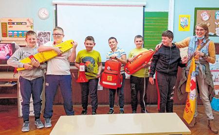 Škole u fužinama, Lokvama i Mrkoplju uključene u radionice priprema za ispravno postupanje na vodi